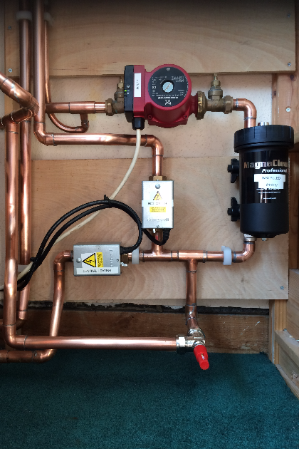 Pipework by GRT Heating & Gas Services of Staines